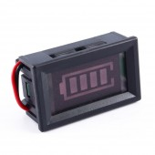 Battery Capacity Indicator 12V Acid Lead Batteries Indicator