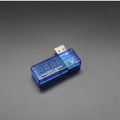 USB Charger Doctor Battery Voltage, Current, Power Tester Meter