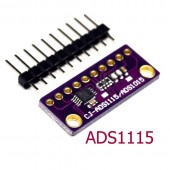 16 Bit I2C ADS1115 Module ADC 4 channel for Arduino