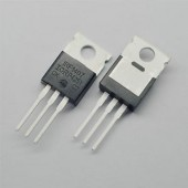 """IRF1407 IRF 1407 MOSFET Transistor TO-220AB """"IR"""" N CHANNEL 75V 130A"""