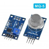 MQ-5 LPG Gas Sensor Module natural gas, MQ5 carbon gas detection for STM32 development