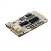 Mini Bluetooth audio digital power amplifier board with USB power supply