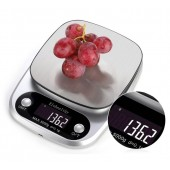 Digital Kitchen Food Scale 5Kg / 1g Stainless Steel Postal Electronic Scale Measuring Tools Weight Scale