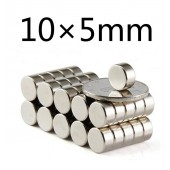 10x5 mm Strong Round Magnets Neodymium N35 Magnet Rare Earth Magnet 10*5mm NdFeB