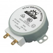 New Arrival AC 220V-240V 50Hz CW/CCW Microwave Turntable Turn Table Synchronous Motor TYJ50-8A7 D Shaft 4 RPM