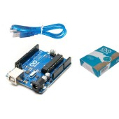 Arduino Uno R3 with Packing Box and USB Cable