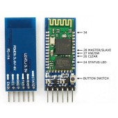 Bluetooth Module HC-05 Master and Slave 6 Pin Anti-Reverse