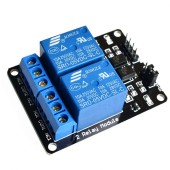 2 Channel Relay Module Relay Expansion Board 2-way Relay