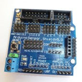 Sensor Shield Expansion Board for Robot & Arduino Electronic v5