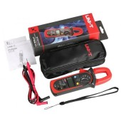 UNI-T UT203 Digital Clamp Multimeter DC AC Current Voltmeter DC AC Tester