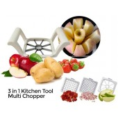 3 in 1 Multi-Chopper Fruit & Vegetable Slicer