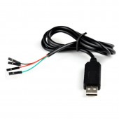 PL2303 USB to UART TTL Cable Module 4p 4 pin RS232 Converter