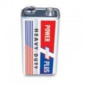 9V Battery Power Plus Heavy Duty- 9 volt Battery