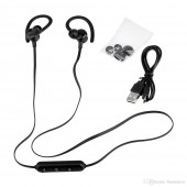BT-09 Wireless Bluetooth Headset CSR 4.1 Ear Hook Bluetooth Headphone