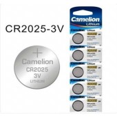 Camelion Lithium button cell Batteries 3V DL2025 / 5003LC CR2025