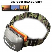 SH-169 outdoor miner lenser 3W COB led headlamp headlights