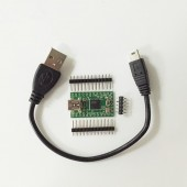 Teensy 2.0 USB 2.0 keyboard mouse teensy for AVR ISP experiment board U disk Mega32u4