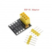 ESP-01 Esp8266 ESP-01S Model of The ESP8266 Serial Breadboard Adapter to WiFi Transceiver Module Breakout UART Module