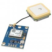 GY-NEO6MV2 new NEO-6M GPS Module NEO6MV2 with Flight Control EEPROM MWC APM2.5 large antenna