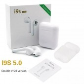 I9s Tws 5.0 Twin Magnetic Bluetooth wireless Airpods with charging dock