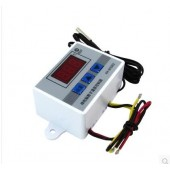 XH-3002 220V Digital LED Temperature Controller 10A Thermostat Control Switch Probe with waterproof sensor W3002