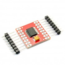 TB6612FNG Dual Motor-Driver 1A Microcontroller Better than L298N