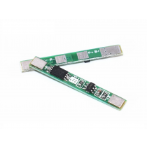 1S 3A 3.7V Li-ion BMS PCM Protection Board for 18650 Lithium Lion Battery