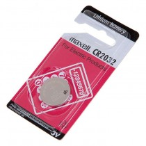 Maxell CR2032 Genuine 3V Lithium Coin Cell