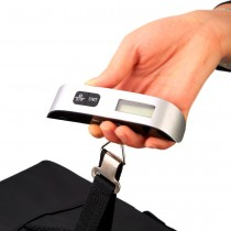 Portable LCD Display Electronic Hanging Digital Luggage Weighting Scale 50 kg / 110 lb Weight Scales