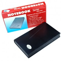 Notebook Series Digital Scale with 5 Digits LCD Display Weighing Scale