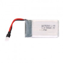3.7V 500mAh 25C Li-polymer battery for H36 NH010 RC quadcopter drone