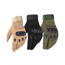 All Purpose Cycling Hiking Gloves- Full Finger - 1 Pair