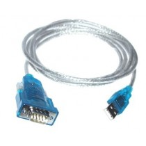 USB to RS232 SERIAL PORT ADAPTER CABLE DB9
