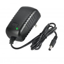 AC Adapter 12V 2A Power Supply Adapter 100V-240V 50/60Hz
