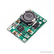 TP5100 Single/Double 18650 Lithium Battery Charging Board 2A Charger Module