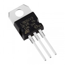 L7805CV TO220 L7805 TO-220 1.2-1.5A Voltage Regulator