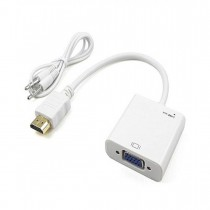 Hdmi To Vga Converter With with 3.5 audio jeck