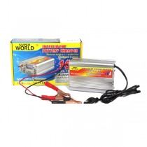 Automatic Intelligent Battery Charger 12V 10A with Protection