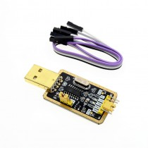 CH340G RS232 to TTL module PL2303 Upgraded