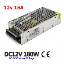 AC 220V to DC 12V 15A 180W Switch Power Supply