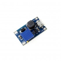 MT3608 DC-DC Adjustable Boost Module 2A Step Up Module with MICRO USB