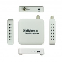 HELLOBOX B1 Bluetooth Satellite Finder With Android System APP For Satellite TV