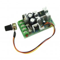 Universal DC10-60V 20A PWM HHO RC Motor Speed Regulator Controller