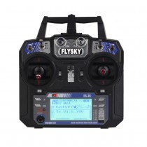 Flysky FS-i6 FS I6 2.4G 6ch RC Transmitter For RC Helicopter Plane Quadcopter Glider