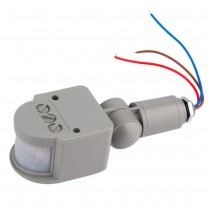 Motion Sensor Switch AC 220V Automatic Infrared PIR Switch for LED