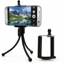 Flexible Mini Table Tripod Stand Mount For Digital Camera Webcam Phone