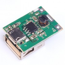 5V Step-Up Power Module Lithium Battery Charging Protection Board Boost Converter 134N3P