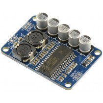 TDA8932 Amplifier Module 35W Digital Mono Power Amplifier Board
