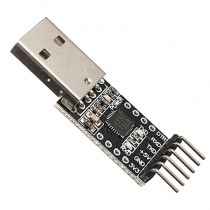 CP2102 6Pin Module USB 2.0 To TTL On STC