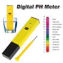 Digital Ph Meter Aquarium Pool Hydroponic Water Monitor 0-9999 PPM Water